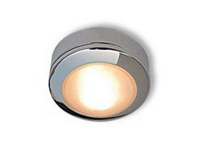 Kitchen Under Cabinet Pressed Steel Light Fitting G4 LED Low Voltage