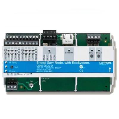 Lutron HomeWorks QS EcoSystem 2 Loops 64 Ballasts per loop - LQSE ...