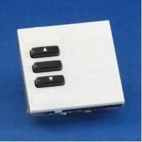 Rako wireless lighting euromod 3 buttons keypads - White
