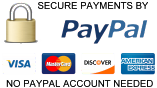 Visa; Visa/Delta; Visa/Electron; Mastercard; Maestro/Switch; Solo; JCB; payments supported by WorldPay | Verified by Visa for your added protection | lutrons lighting payments by PayPal | lutron lighting payments by WorldPay