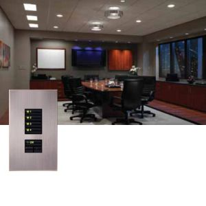 Lutron Grafik Eye QS seeTouch Wallstations