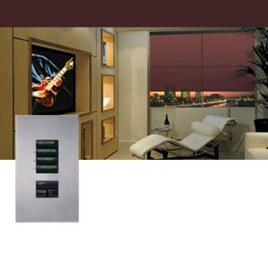 Lutron Lighting Controls for Home Automation