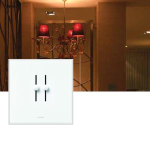 Lutron Lyneo Dual Dimmers