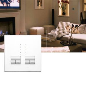 Lutron Rania Dual Touch Dimmer