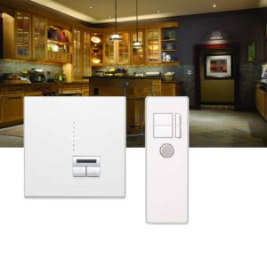 Lutron Rania Single IR Remote Control Dimmers