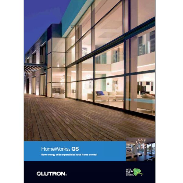 lutron lighting HomeWorks QS