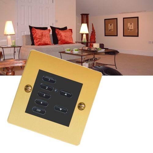 Rako lighting wireless keypads - Euromod Fixings