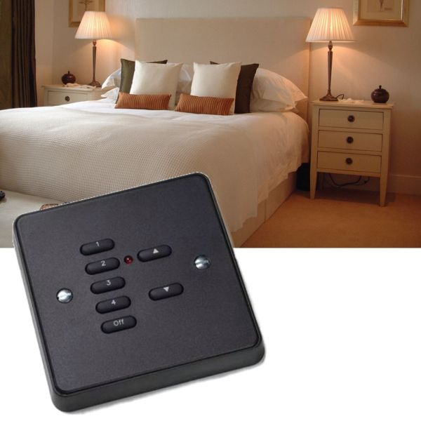 Rako Lighting wireless Keypads - Flat Plate