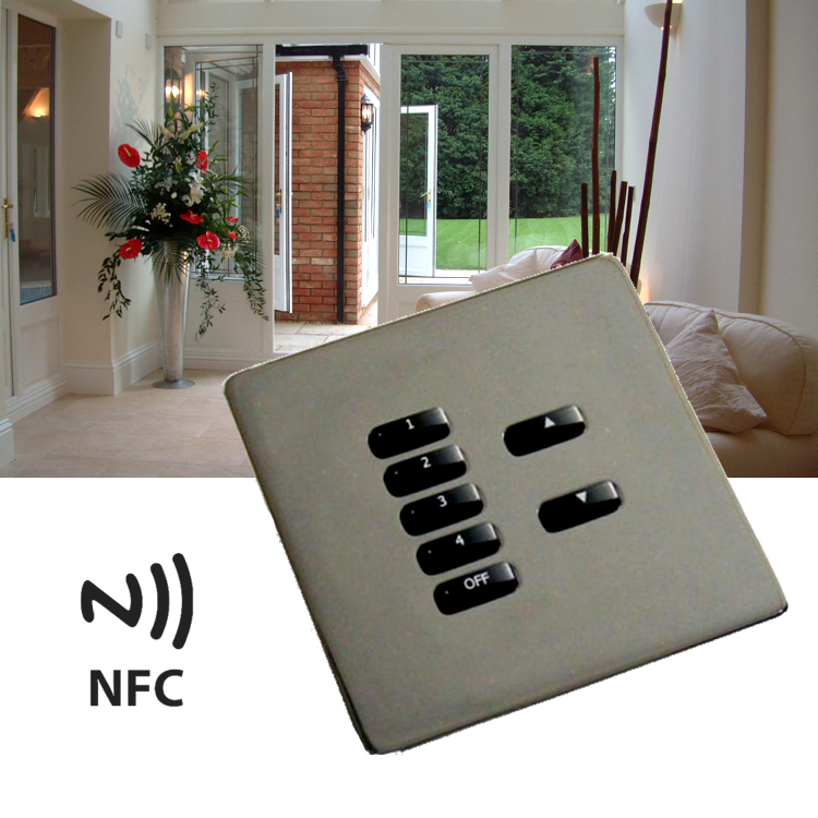 Rako lighting wireless rnc keypads